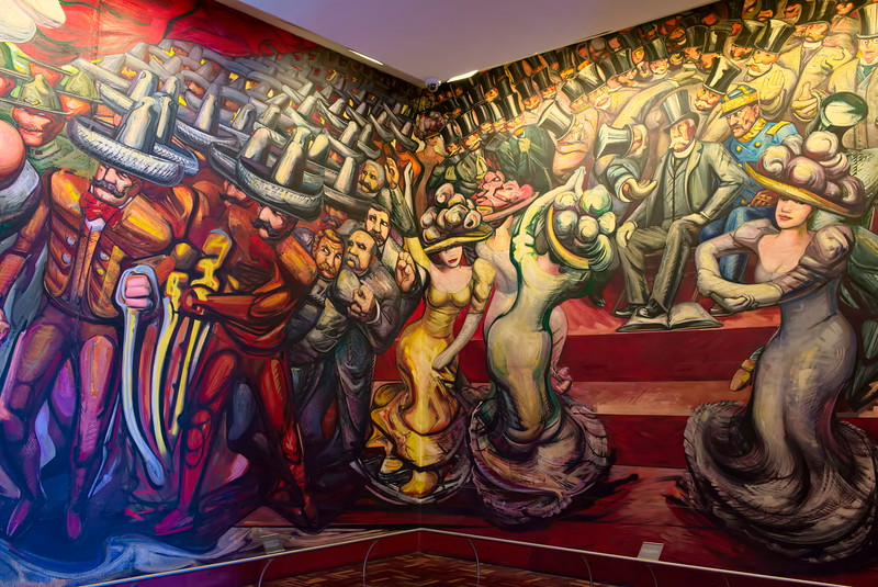 Chapultapec Castle