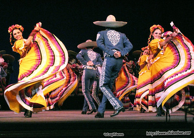 Ballet Folclórico de la Universidad de Guadalajara