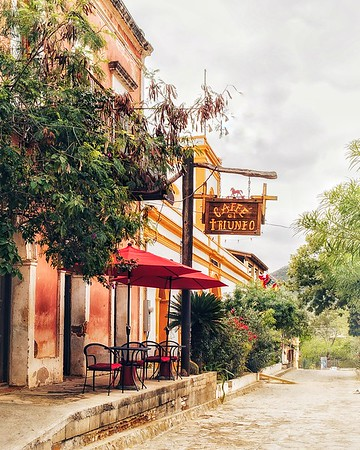 Café El Triunfo