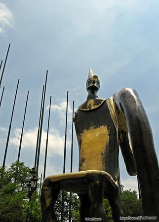Centro Histórico de Guadalajara.