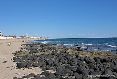 Mirador beach , Puerto Penasco, Mexico.