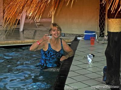 Hotel el Mirador  , Puerto Penasco, Mexico.