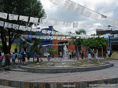 sight seeing trip to Tlaquepaque