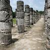 Pillars, Palenque