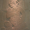 Mayan Man Carving