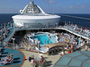Golden Princess Sun Deck