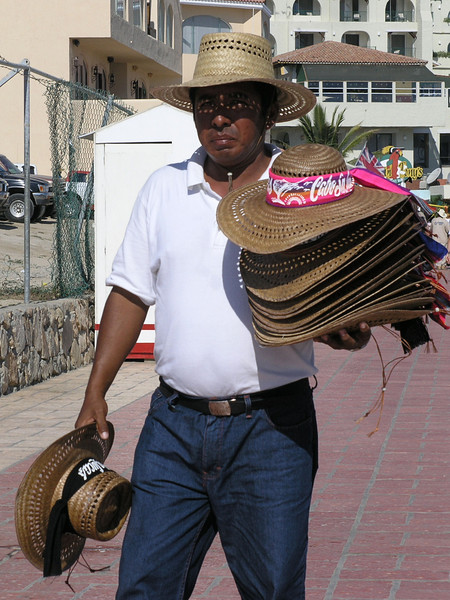 Holey Sun Hats