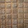 Mayan Glyph Wall
