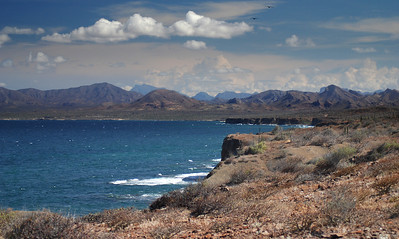 Baja Sur California Mexico Loreto