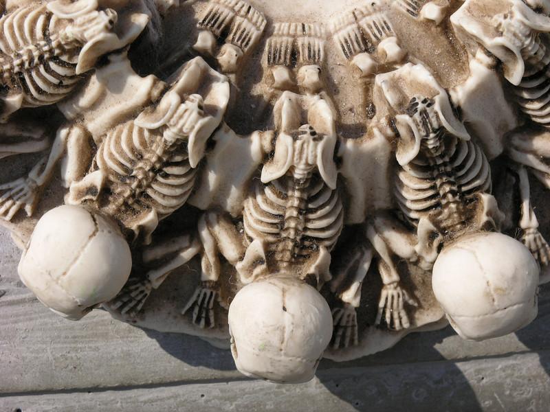 Whale Bone Sculpture
