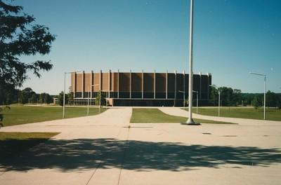 Millett Hall 1985
