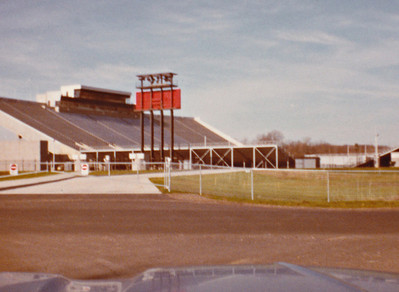 Football Stadium 1986