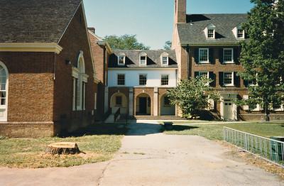 Symmes Hall 1985