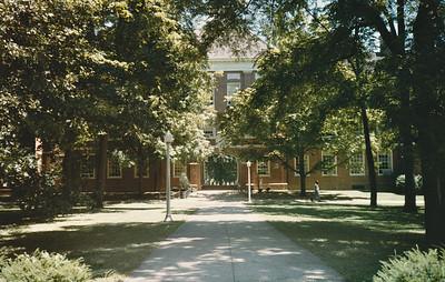 Upham Hall  1985
