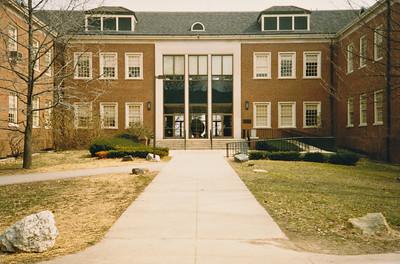 Laws Hall 1987