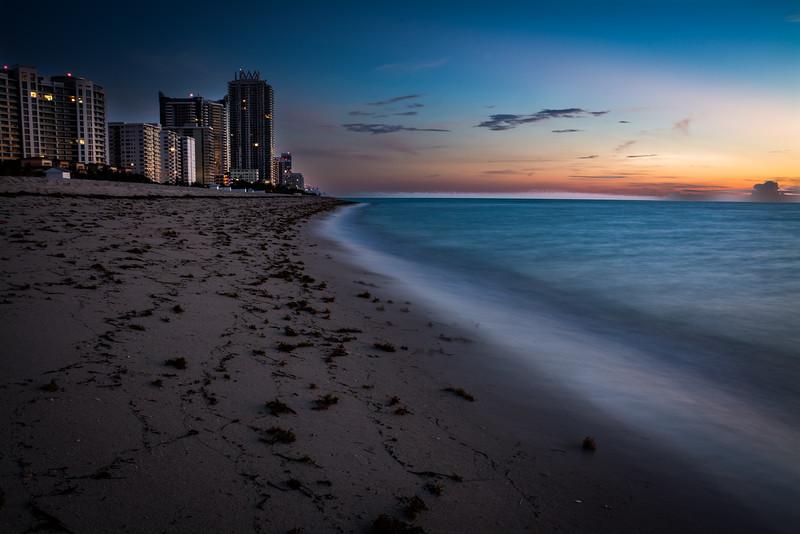 Miami Beach Morning 2016