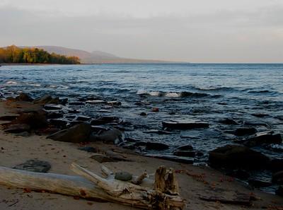 Lake Superior South Shore
