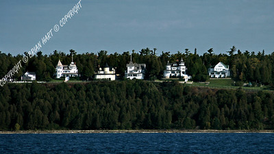 IMG_7711 Houses on Mackinac Island, MI