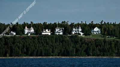 IMG_7711 Houses on Mackinac Island, MI