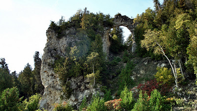 IMG_7733 Arch Rock on Mackinac Island