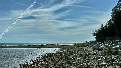 IMG_7739 Shoreline on Mackinac Island, MI