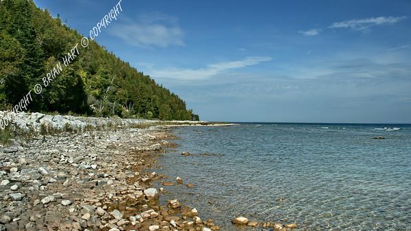 IMG_7738 Shoreline on Mackinac Island, MI