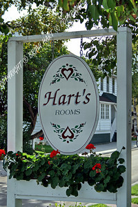 IMG_7753 Hart House Sign on Mackinac Island, MI