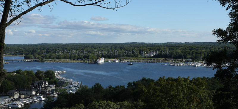 The Keewatin from Mt Baldhead