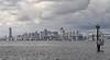 San Francisco and the East Bay Bridge