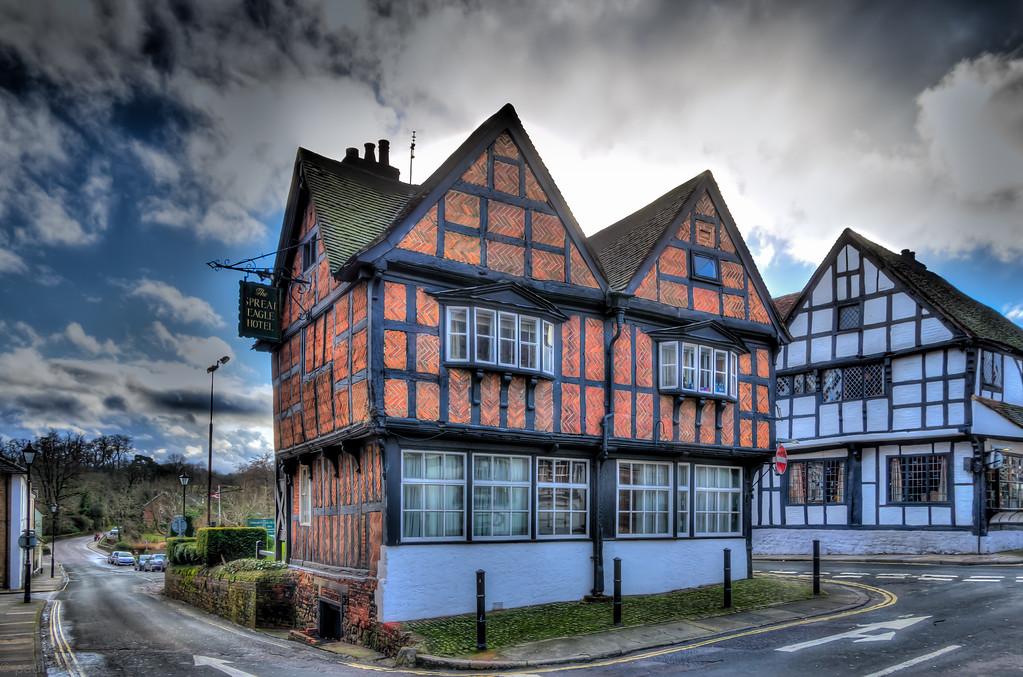 The old Market Hall, Midhurst, Sussex