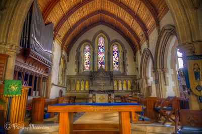 St Mary's Church, Easebourne Priory, Midhurst, Sussex