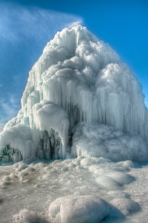 Ice Tree Mountain