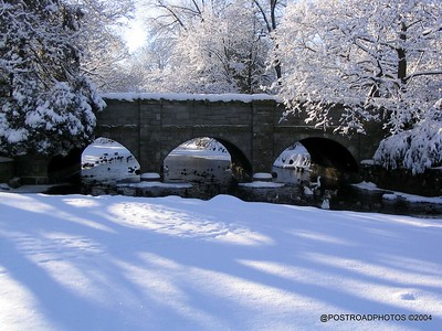 postroadphotos-places-usa-milford-connecticut-winter-scene-2004-009