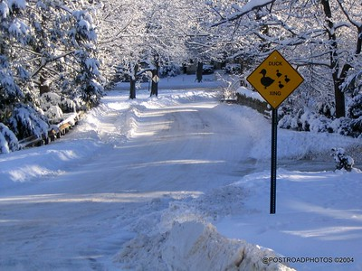 postroadphotos-places-usa-milford-connecticut-winter-scene-2004-007