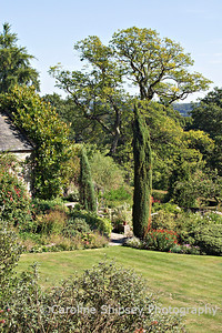 """Milton Lodge Gardens"" Wells Somerset"