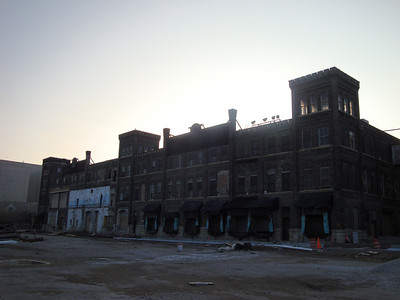 Former bottling house for Pabst Brewery.