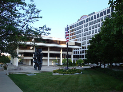 Mortgage Guaranty Insurance Corp. (MGIC) headquarters.
