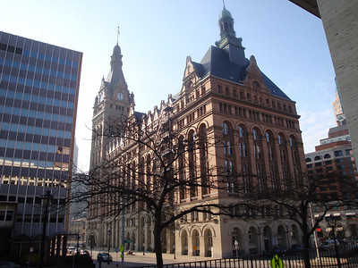 City Hall - back side.