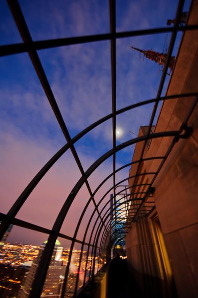 Foshay Tower Observation Deck