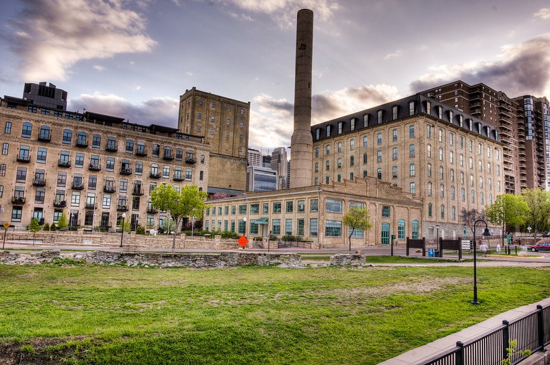 Minneapolis by the Mill