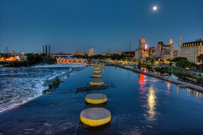 Yellow Brick River