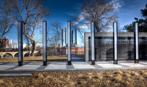 35W Bridge Memorial