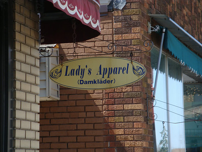 Lady's Apparel