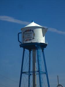 Lindström coffe pot water tower