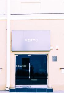 Vertu store in Minsk, Belarus