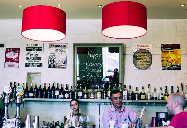 Cafe in Minsk, Belarus