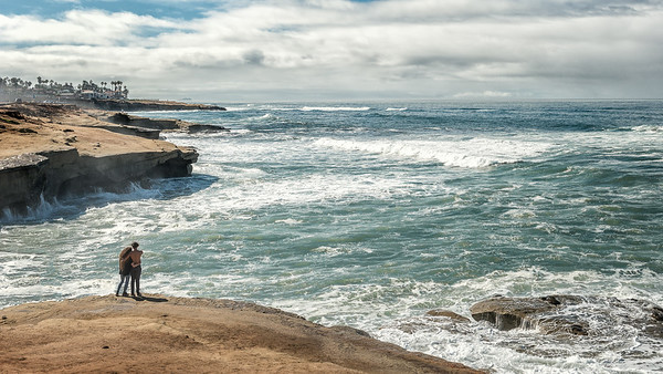 Sunset Cliffs - San Diego