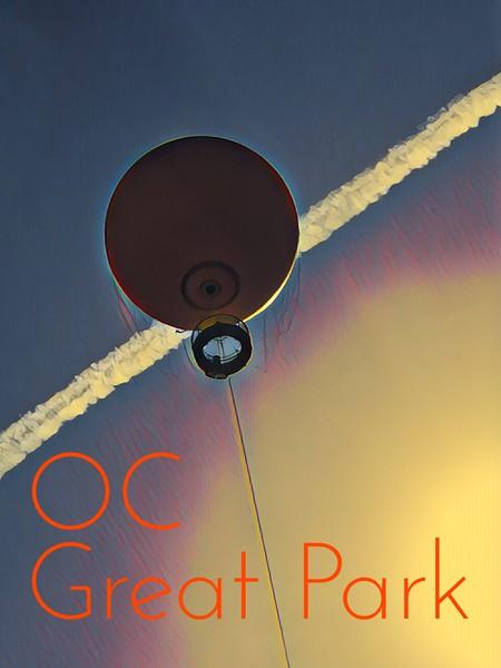 OCGP Balloon Ride