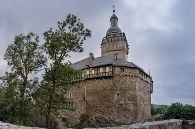 """""""Spuk-Burg"""" Falkenstein / """"Spooky"""" Falkenstein Castle"""