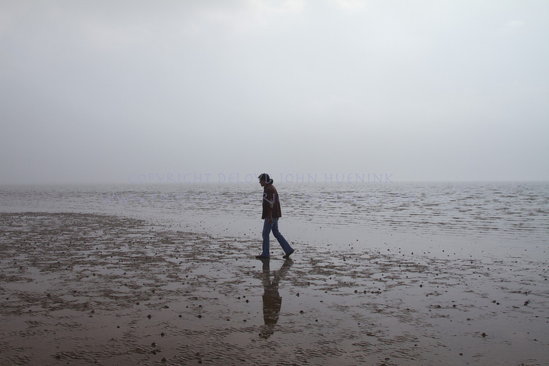 Low Tide...Lonely man...